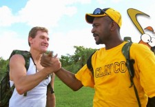 "The Amazing Race: The Yak Chats with Mark Jackson and William ""Bopper"" Minton"