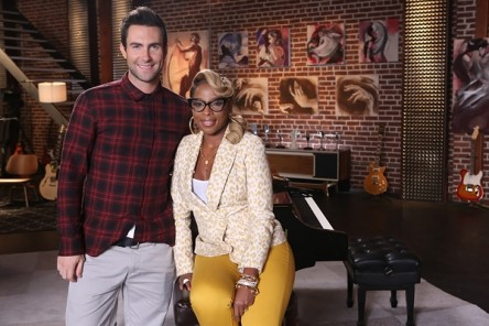 Levine_Blige_TheVoice